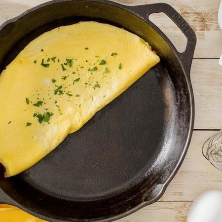 Omelet natuur